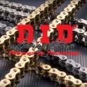 Łańcuch napędowy DID 428VX/130 z zapinką