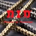 Łańcuch napędowy DID 428NZ/124 z zapinką