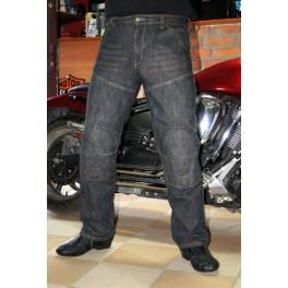 JEANSY MOTOCYKLOWE MTTR 009 z kevlarem