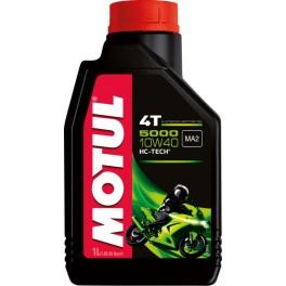 Olej silnikowy, pó³syntetyczny Motul 5000 HC-TECH 10W40 1L