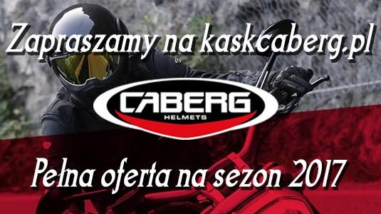 Nowa oferta Caberg 2017